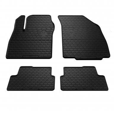 Комплект резиновых ковриков в салон автомобиля Chevrolet Cobalt II 2012-