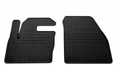 Передние автомобильные резиновые коврики Land Rover Range Rover Evoque 2011-