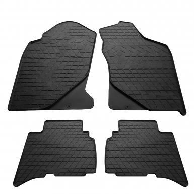 Комплект резиновых ковриков в салон автомобиля Great Wall Haval H5 2011-