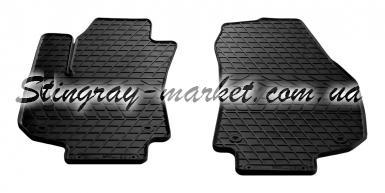 Передние автомобильные резиновые коврики Opel Zafira B 2005-
