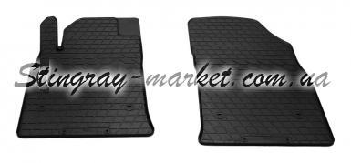 Передние автомобильные резиновые коврики Opel Astra J 09-