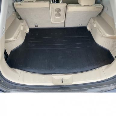 Резиновый коврик в багажник Nissan X-Trail/Rogue 2013- (докатка)