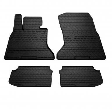 Комплект резиновых ковриков в салон автомобиля BMW 5 F10/F11 2010-2013