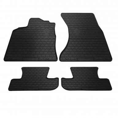 Комплект резиновых ковриков в салон автомобиля Audi Q5 (8R) 2008-2017