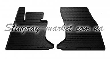 Передние автомобильные резиновые коврики BMW 5 (E60/E61) 2003-2010