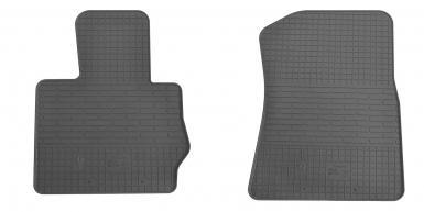 Передние автомобильные резиновые коврики BMW X4 (F26) 2014-2018