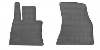 Передние автомобильные резиновые коврики BMW X5 (F15) 2013-2018