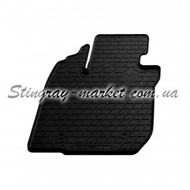 Водительский резиновый коврик Dacia Renault Duster 2010-