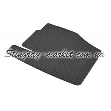 Водительский резиновый коврик Peugeot 2008 2012-