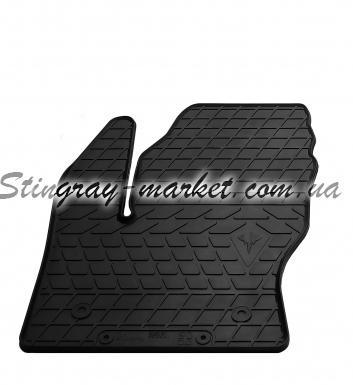Водительский резиновый коврик Ford Escape 2011-