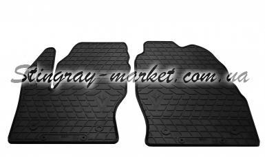 Передние автомобильные резиновые коврики Ford Escape 2011-