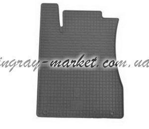 Водительский резиновый коврик Honda CR-V 2012-