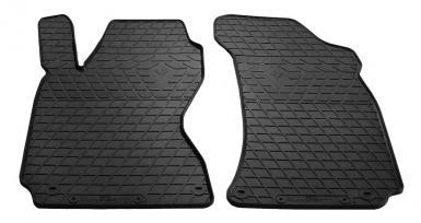 Передние автомобильные резиновые коврики Skoda SuperB II 2008-