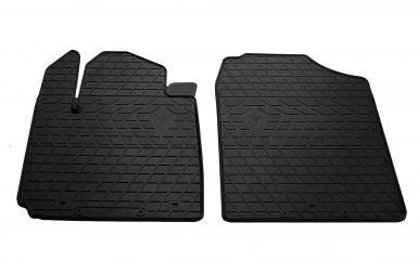 Передние автомобильные резиновые коврики Kia Picanto III 2016-