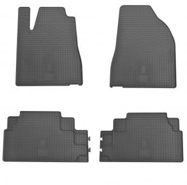 Комплект резиновых ковриков в салон автомобиля Lexus RX 4
