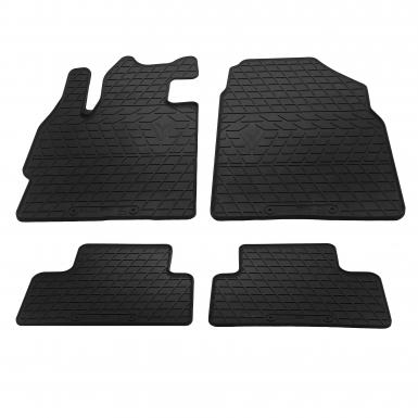 Комплект резиновых ковриков в салон автомобиля Mazda CX7