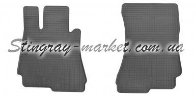 Передние автомобильные резиновые коврики Mercedes Benz W221 S