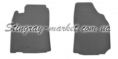 Передние автомобильные резиновые коврики Mitsubishi L200 1996-