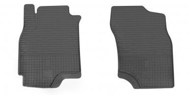 Передние автомобильные резиновые коврики Mitsubishi Outlander 2003-2007