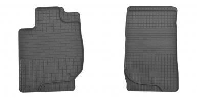Передние автомобильные резиновые коврики Mitsubishi Pajero Sport 2008-