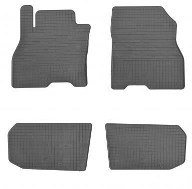 Комплект резиновых ковриков в салон автомобиля Nissan Leaf 2012-