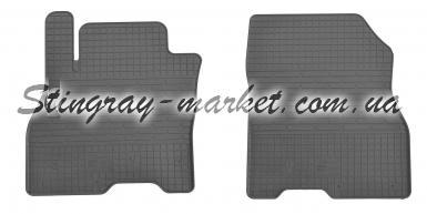 Передние автомобильные резиновые коврики Nissan Leaf 2012-
