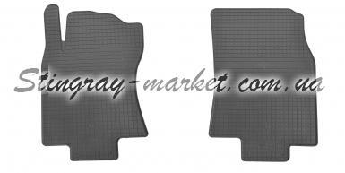 Передние автомобильные резиновые коврики Nissan X-Trail/Rogue (T32) 2014-