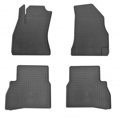Комплект резиновых ковриков в салон автомобиля Opel Combo D