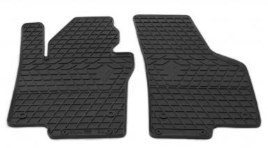 Передние автомобильные резиновые коврики VW Jetta 2011-2016