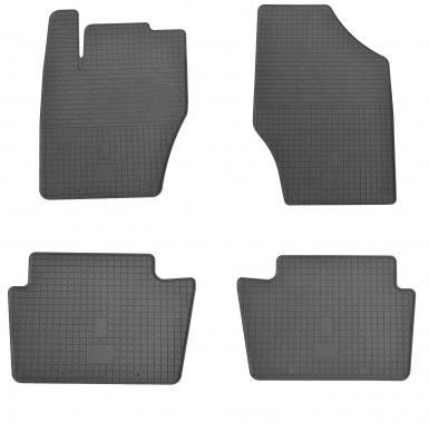 Комплект резиновых ковриков в салон автомобиля Peugeot 308 2008-