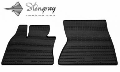 Передние автомобильные резиновые коврики BMW X6 (E71) 2008-2014
