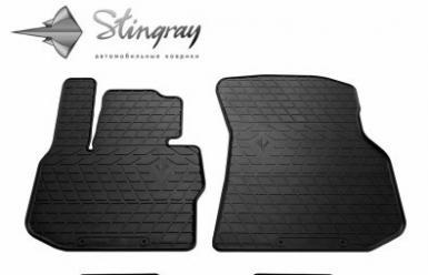 Передние резиновые коврики BMW X4 (G02) (2018-...)