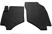 Передние автомобильные резиновые коврики Peugeot 2008 II (2019-...)