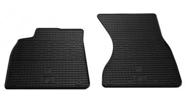 Передние автомобильные резиновые коврики Audi A6 (С7) от 2011