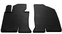 Передние автомобильные резиновые коврики Hyundai Sonata YF 2011-