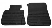 Передние автомобильные резиновые коврики BMW 1 (E81/E82/E87/E88) 2004-2011