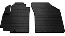 Передние автомобильные резиновые коврики Suzuki Splash 2007-2014
