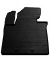 Водительский резиновый коврик Kia Sorento II (XM) 2012-2014