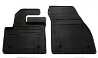 Передние автомобильные резиновые коврики Land Rover Range Rove Evoque (L551) 2018-