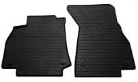 Передние автомобильные резиновые коврики Audi A6 (C8) 2018-