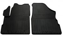 Передние автомобильные резиновые коврики Chevrolet Equinox II 2009-2017