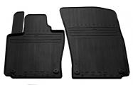 Передние автомобильные резиновые коврики Porsche Panamera І (970) 2009-2016