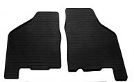 Передние автомобильные резиновые коврики ВАЗ-2109 (1987-2011)