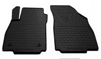 Передние автомобильные резиновые коврики Opel Mokka 2012-2021