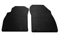 Передние автомобильные резиновые коврики Volkswagen Touareg 2010-