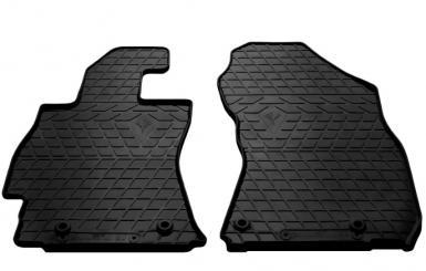 Передние автомобильные резиновые коврики Subaru Outback 2014-2019