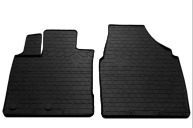 Передние автомобильные резиновые коврики Nissan Qashqai 2014-