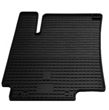 Водительский резиновый коврик Kia Rio 3