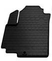 Водительский резиновый коврик Suzuki Splash 2007-2014