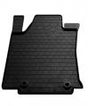Водительский резиновый коврик Nissan Maxima (A36) 2015-
